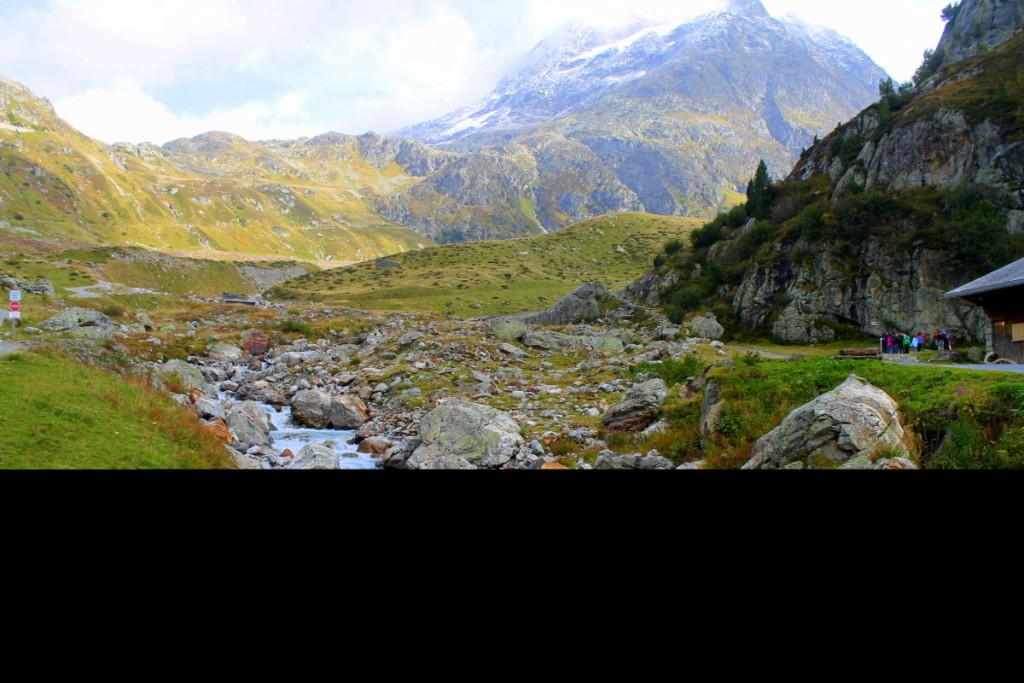 Sustenpass, Lauterbrunnen & Kleine Scheidegg (25.+26.09.14) 5