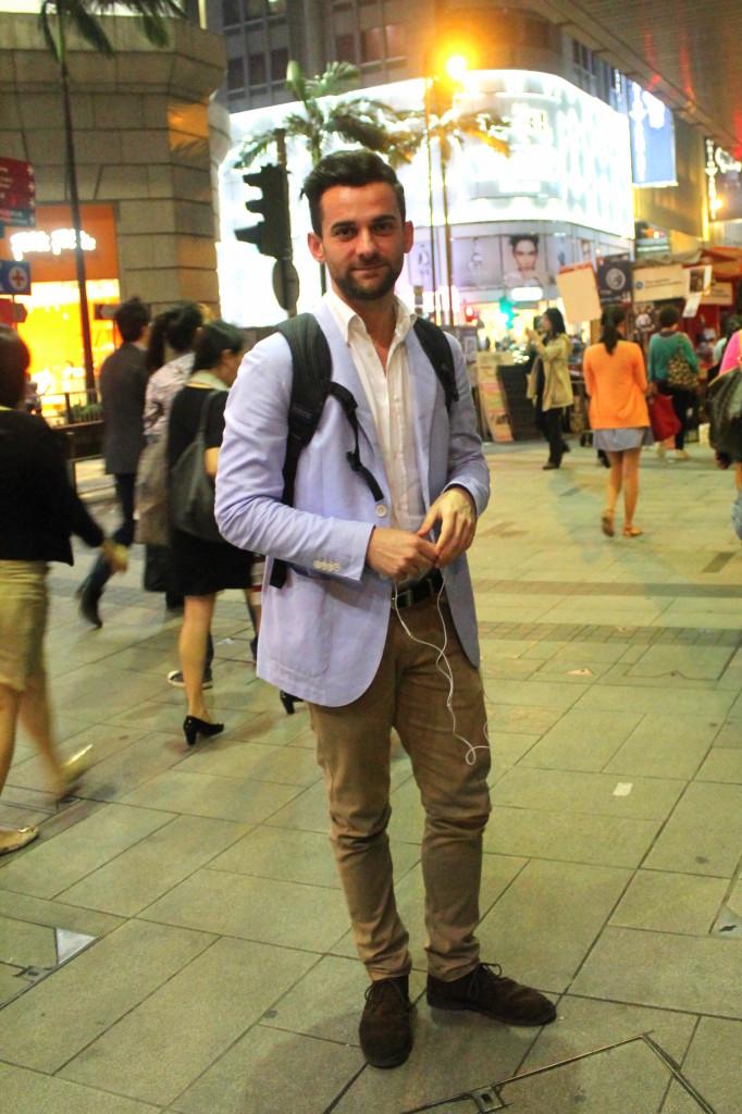 Gianni (26) - Italy