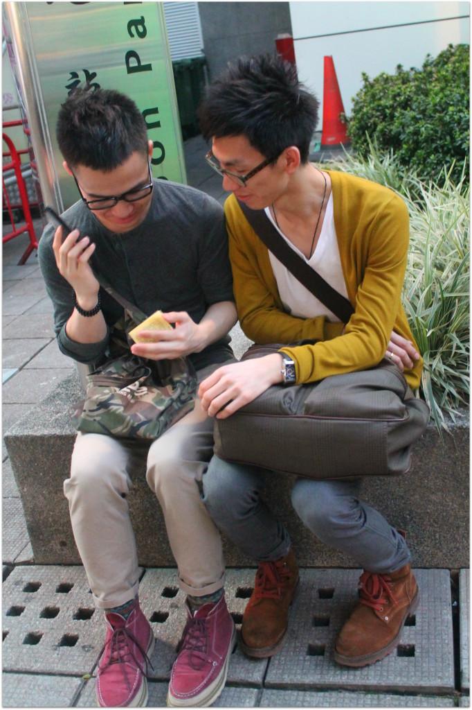 Ron (24) & Kimmy (23) - Guangzhou